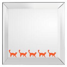 20 x Cat stickers, Crafting Scrapbooking Cardmaking, Wall Mirror Window