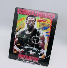 PREDATOR - Glossy Steelbook Magnet Art Cover (NOT LENTICULAR)