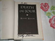 Death du Jour by Kathy Reichs     *Signed*