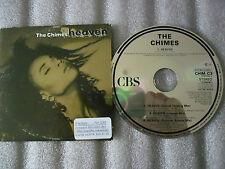 CD-THE CHIMES-HEAVEN-DAVID MORALES-SEXUAL-SUMMER-INTENSE(CD SINGLE)1990-4 TRACK