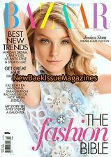 Australian Bazaar 3/12,Jessica Stam,March 2012,NEW