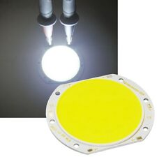 10 vatios cob highpower LED blanco 700-800lm, 10 W de alto rendimiento High Power chip