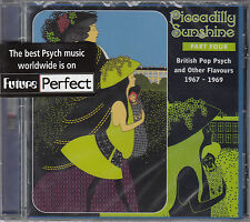 Piccadilly Sunshine  4  - British Pop, Psych & Other Flavours 1967-1969 (NEU!)