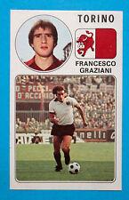 CALCIATORI PANINI 1976-77-Figurina-Sticker n. 279 - GRAZIANI - TORINO -Rec
