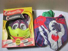 Vintage Halloween Road Runner Trick or Treat Costume Collegeville  T*