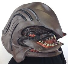 Halo Arbiter Adult Latex Overhead Costume Mask Cosplay Convention Licensed