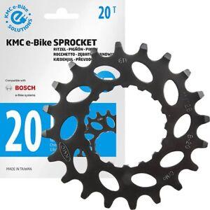 KMC E-Bike Kettenblatt / Motorritzel Bosch Gen. 2 Front Narrow 20 Zähne 17503