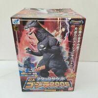 DX Attack Sounds Godzilla 2005 Toho Final Wars 50th Annirversary Bandai Figure