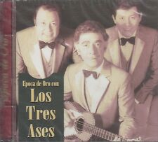 Los Tres Ases Epoca De Oro CD New Sealed