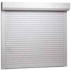 vidaXL Roller Shutter Heavy Duty Aluminium 160x150cm White Window Blind Shade
