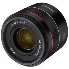 Samyang AF 45mm F1.8 FE Auto Focus Full Frame Lens for Sony E mount