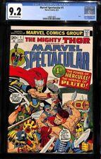 Marvel Spectacular #1 CGC 9.2 1973 Thor Cover! Bronze Key! Avengers! G12 122 cm