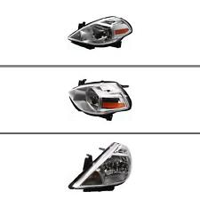 New NI2502165 Driver Side Headlight for Nissan Versa 2007-2012