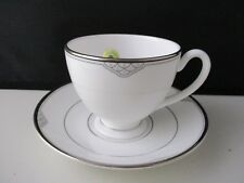 """WATERFORD CHIFFONIER CUP & SAUCER 3"""" - 0906D"""