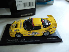 Minichamps 1/43 Chevrolet Corvette C5-R GTS #3 Winner GTS Class Sebring 2003