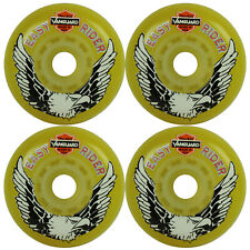 VANGUARD Easy Rider Inline Skate Wheels 76mm 82a