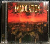 IMMOLATION - Harnessing Ruin - CD
