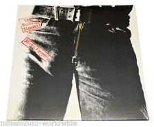 "THE ROLLING STONES  - STICKY FINGERS - 12"" VINYL LP - SEALED & MINT RECORD ALBUM"