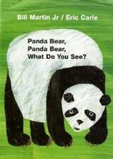 Panda Bear, Panda Bear, What Do You See? Board Book - Board book - Good