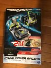 NIB sealed Air Hogs - 2-in-1 Drone Power Racers - Drive or Fly, Age 8+