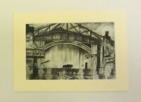 Northern Soul; Wigan Casino; There's a Ghost in My House; mounted print 2 photos