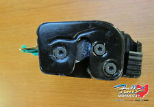 1998-2002 Dodge Ram 1500 Quad Cab Passenger Side Rear Door Lower Latch MOPAR OEM