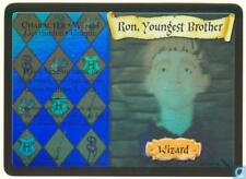Harry Potter TCG Chamber of Secrets Ron, Youngest Brother HOLO FOIL 48/140
