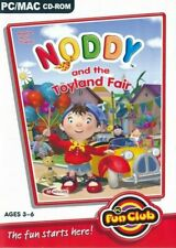 NODDY and the TOYLAND FAIR - PC - Brand New