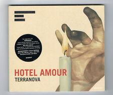 HOTEL AMOUR - TERRANOVA - 13 TRACKS - 2012 - NEUF NEW NEU