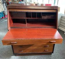 More details for drylund mid century modern danish bureau writing desk