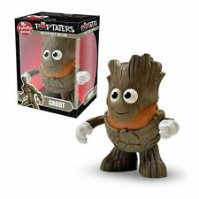 MR POTATO HEAD POPTATERS MARVEL GUARDIANS OF THE GALAXY GROOT COLLECTORS EDITION