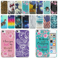 For Apple iPod Touch 6 6th Gen/5th/ 7th Gen 2019 Ultra Thin Hard Back Case Cover