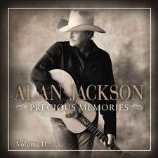 Precious Memories, Vol. 2 by Alan Jackson (CD, Mar-2013, Alan's Country Records)