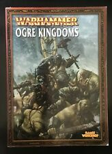 Warhammer Armies - Ogre Kingdom Softback Book Published by Games Workshop