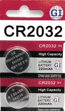 GI 3V Cell Lithium Battery CR 2032 Replacement For Your Accessories