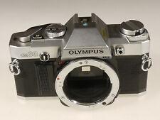 PRL) OLYMPUS OM 30 FOTOCAMERA ANALOGICA FOTORIPARATORE BODY SPARE PARTS REPAIR