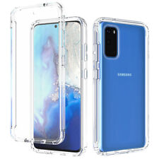 For Samsung Galaxy A10e A20 A30S A50 A20S A51 A71 4G Clear Shockproof Cover Case