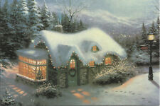73 Thomas Kinkade Christmas Cards