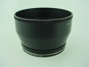 Hasselblad 63 Adapter Ring Complete with Ednalite Lens Shade/ Hood