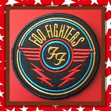 🇨🇦 Foo Fighters Metal Trash Embroidered Patch Sew On/stick On Cloth/new 🇨🇦