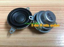 2pcs 40mm 8Ohm 8Ω 10W Neodymium Speaker Loudspeaker For DIY Portable audio