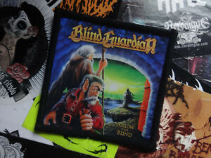 Import Blind Guardian Patch Heavy Metal Kutte