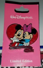 DLR MICKEY MOUSE VALENTINE/'S DAY 2009 LE 1000 Disney PIN 67255