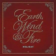 EARTH, WIND & FIRE Holiday CD NEW
