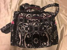 Jujube Convertible Diaper Bag Backpack Euc