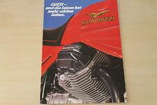 169440) Moto Guzzi - Modellprogramm - Prospekt 198?