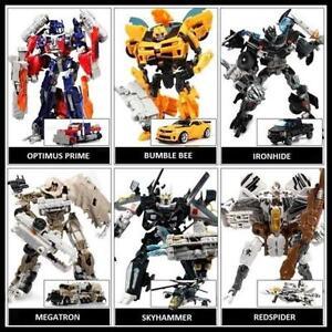 Transformers Action figures Autobots Optimus Prime Bumble bee Action Figures