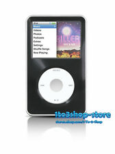 Remix Hard Shell Case for iPod Classic 6th 7th Gen 80GB/120GB/160GB Black/Clear