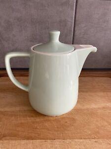 Melitta Minden Porzellan: Kaffeekanne Lindgrün, 1 Liter