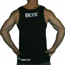 Training Singlets, Incite, Blue Black, Running, Gym, Casual, Boxing, Pro